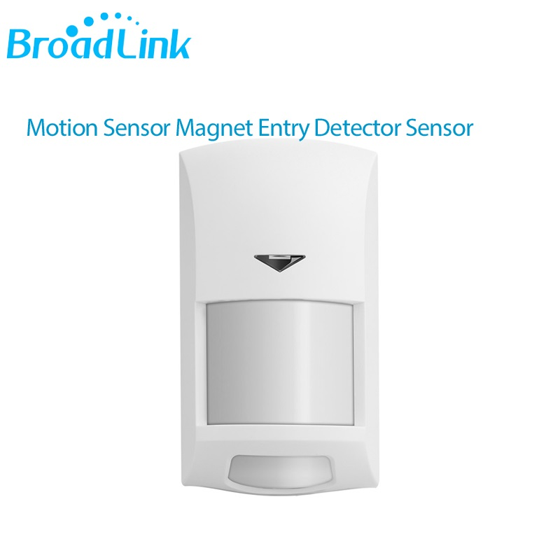Original Broadlink S1c S2 Smart One Motion Sensor Pir Detector Need Hub For Smart Home Alarm Security System Remote Control Back To Search Resultsconsumer Electronics Smart Remote Control