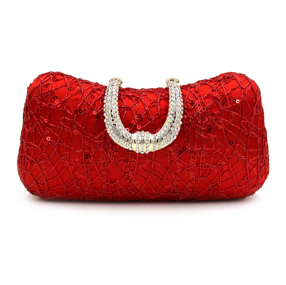 2017 Women Bags Diamond Evening Party Clutches Purses Box Package High-end Fashion Ladies Evening Bags For Wedding Dress Bag