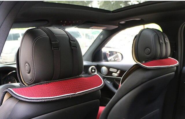 Online shop 1 st ademend mesh auto stoelhoezen pad fit voor de