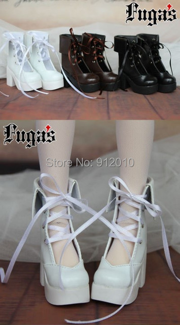 Fashion Magician BGX Boots 3colors for BJD 1/4 MSD,1/3 SD10 SD13 Super Dollfie Luts DOD AS DZ Doll Shoes SW25