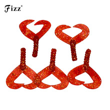 Classic Flexible Soft Lures 10 pcs/lot Swimbaits Artificial Bait Silicone Lure Fishing Tackle Multiple Insect Fishing Lures цена 2017