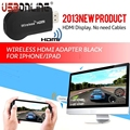 M2 Smart  WIFI Receiver TV Stick Wireless HDMI Dongle DLAN Airplay Chromecast Miracast Dongle for iphone ipad Samsung Xiaomi
