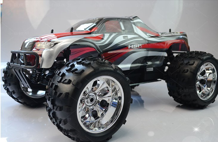 HSP nitro 1:8 monster truck 94762