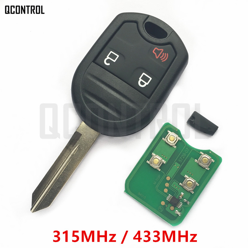 QCONTROL Car Remote Key Fit for font b Ford b font Edge Explorer font b Ranger