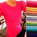 Женщины Повседневная пуловеры, Весна и зима длинный тонкий свитер, шею женские sweatershirts, осень зима свитера WH0217