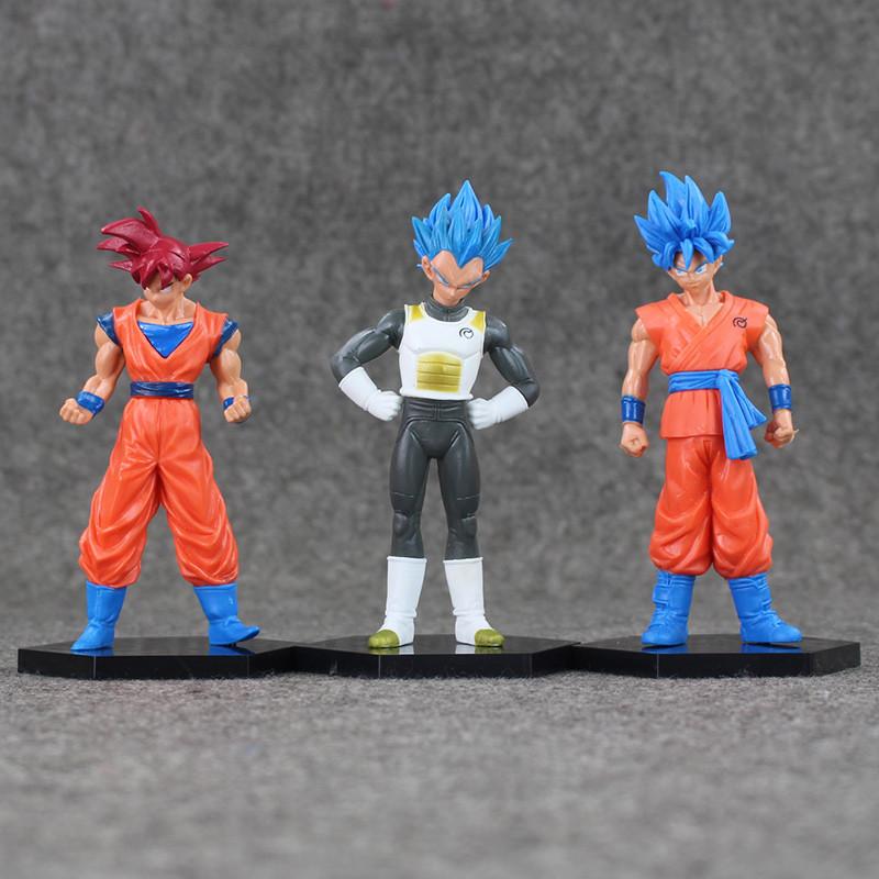 Dragon Ball Super Action Figures