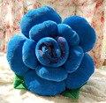 30 CM Bonito Romântico 30 cm Rose Travesseiro Almofada bebê brinquedo planta boneca de pelúcia almofada travesseiro presente de aniversário da menina do natal presente
