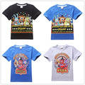 Retail! new Five Nights at Freddys children t shirts boys tees tops kids t shirts child clothes short sleeve clothing