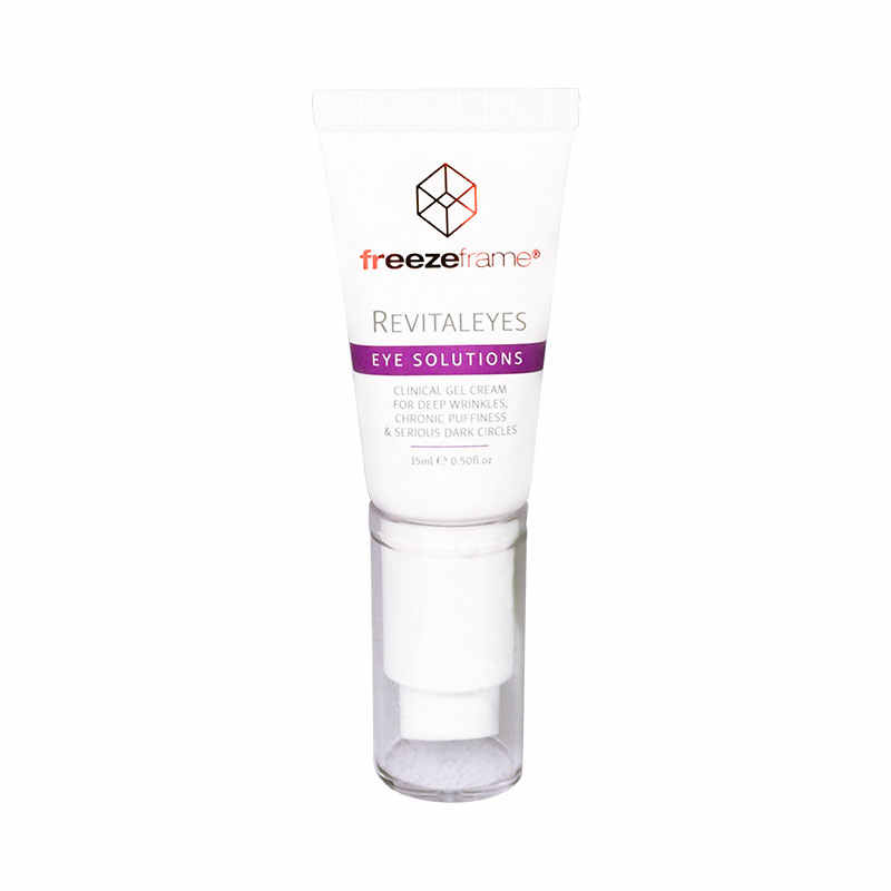 Australia Bestselling Freezeframe Eye Solutions Revitaleyes Cream