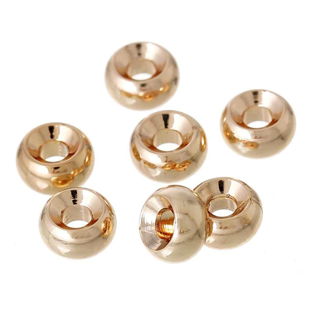 Copper Globe Beads 69028