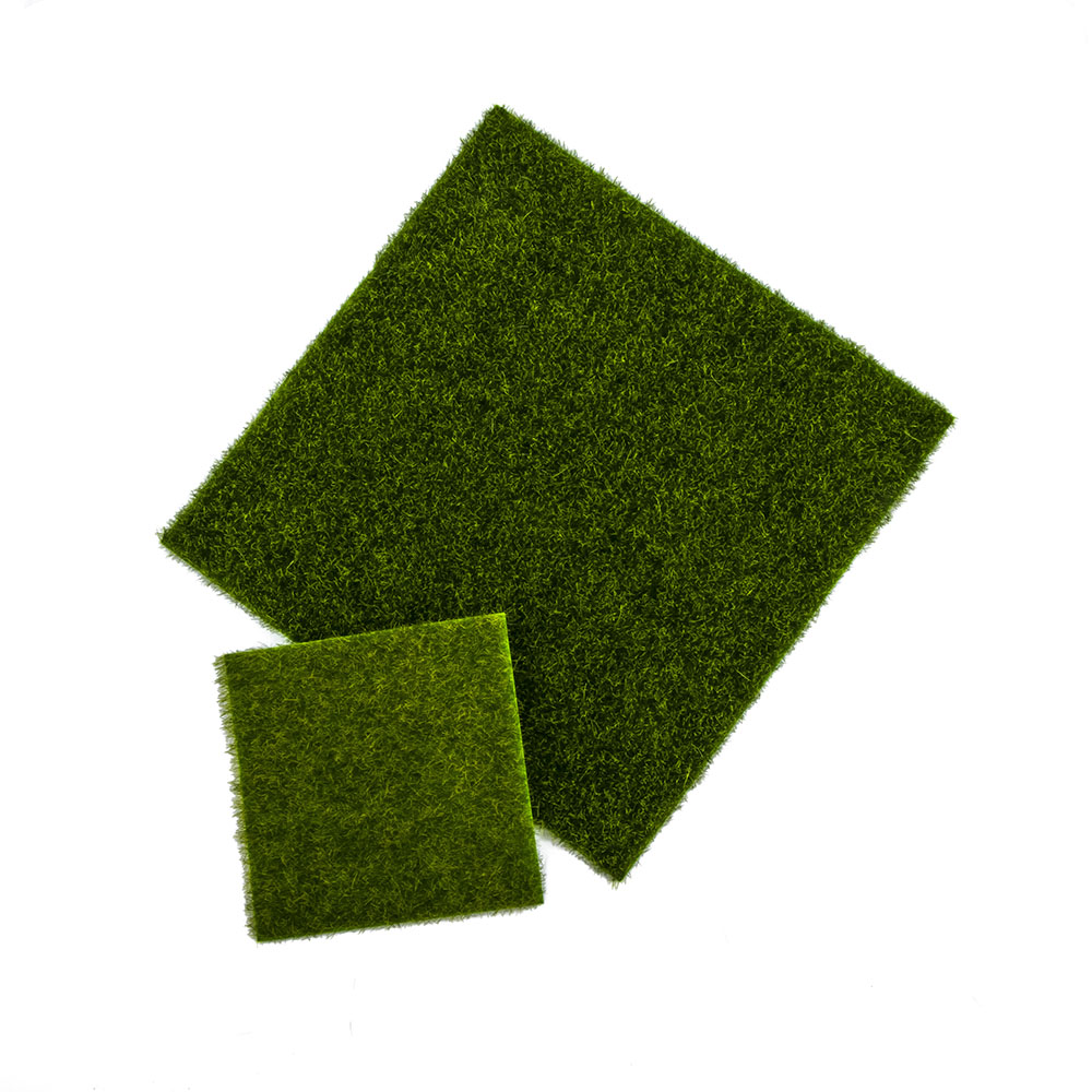 Creative 30*30cm Artificial Lawn Garden Decoration Artificial Grass Micro Landscape Decoration Simulation Grass Home Decor
