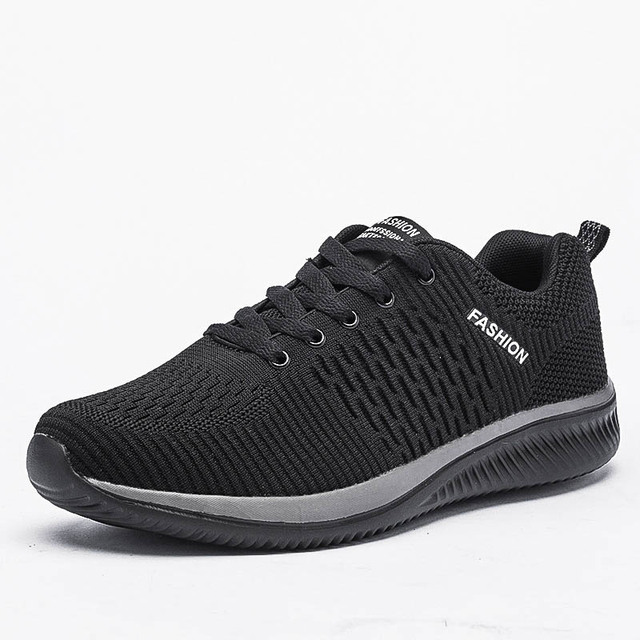Plus Size Men Running Shoes Breathable Gym Sport Sneakers New Professional Trainers Jogging Shoes Chaussure Homme Zapatos Hombre