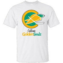 California Golden Seals, Retro, Hockey, Jersey Logo, Throwback, Oakland, San Fra Harajuku Tops Fashion Classic Unique