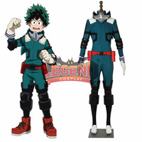My Hero Academia Boku no Hero Akademia Izuku Midoriya Cosplay Costume version 2 deku costume
