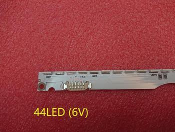 Neue 44LED * 6V 406mm LED streifen für samsung UA32ES5500 UE32ES6100 SCHLITTEN 2012svs32 7032nnb 2D V1GE-320SM0-R1 32NNB-7032LED-MCPCB