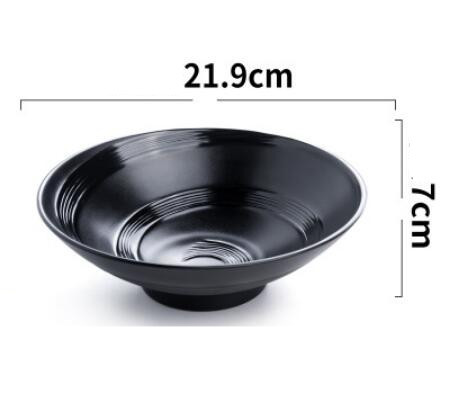 https://ae01.alicdn.com/kf/HTB1yqHLMgDqK1RjSZSyq6yxEVXaa/Japanese-Style-Melamine-Noodle-Bowl-Black-Imitation-Porcelain-Soup-Bowl-Sauce-Relish-Rice-Bowl-Hot-Pot.jpg_640x640.jpg