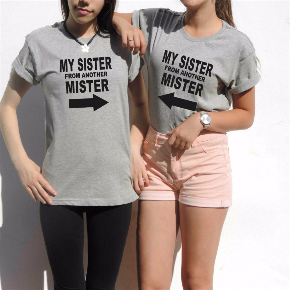 Buy my sister from another mister best for Best casual t shirts