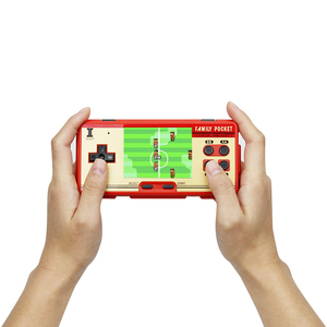 """Image 5 - Coolbaby RS 20A 3.0"""" Retro Handheld Game Player childrens video game Console Built in 638 Games Support 2 Players TV Output"""