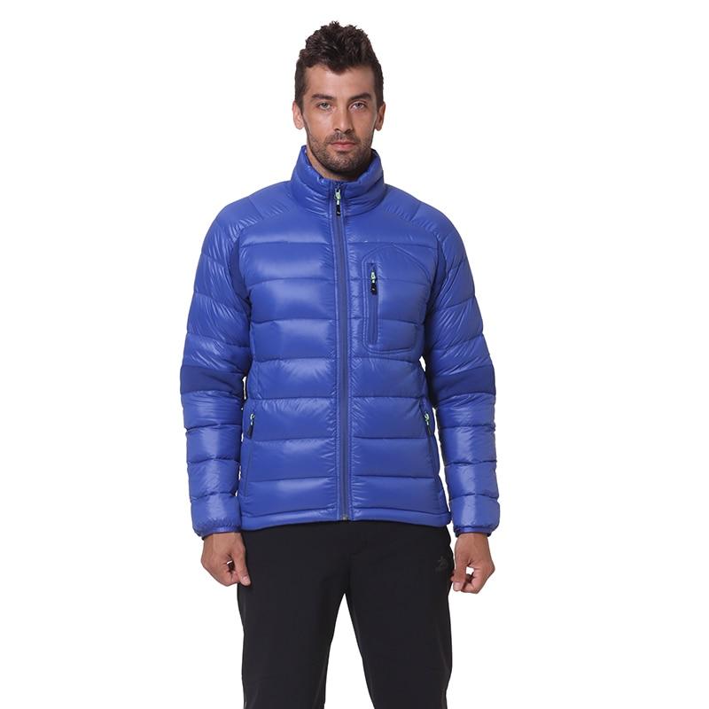 2019 New Arrival Men Duck Down Jacket Winter Down Coat Brand Mens Warm Winter Jacket Ultralight Down Jacket Men Free Shipping