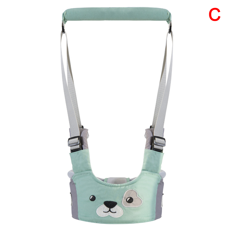 Baby Toddler Walking Assistant Protective Belt Carry Trooper Harness Learning Walk Aid YH-17