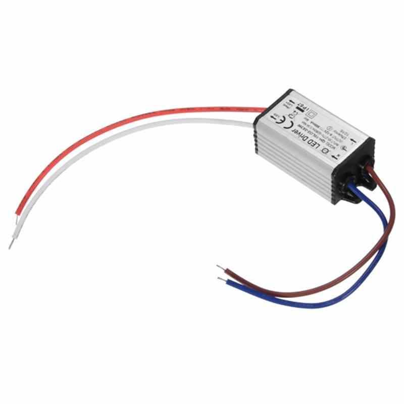 10 Вт Светодиодный драйвер постоянного тока 85-277 V Питание адаптер IP67 350mA 900mA для высокое Мощность светодиодный свет лампы