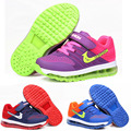 2016 NEW Fashion Children Running Sport AIr cushion Breathable Sneakers Kids Shoes for Girls and Boys casual Maxs Size 31-37
