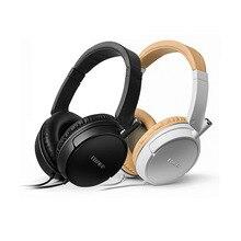 E difier H841P HiFiชุดหูฟังหูฟังกับไมโครโฟนสเตอริโอสำหรับโทรศัพท์มือถือMP3 3.5มิลลิเมตรแบบพกพาซูเปอร์เบสคาดศีรษะสำหรับXiaomi Iphone