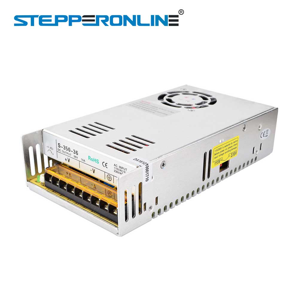 цена на DC36V 350W 9.7A Switching Power Supply 115V/230V for Stepper Motor DIY CNC Router
