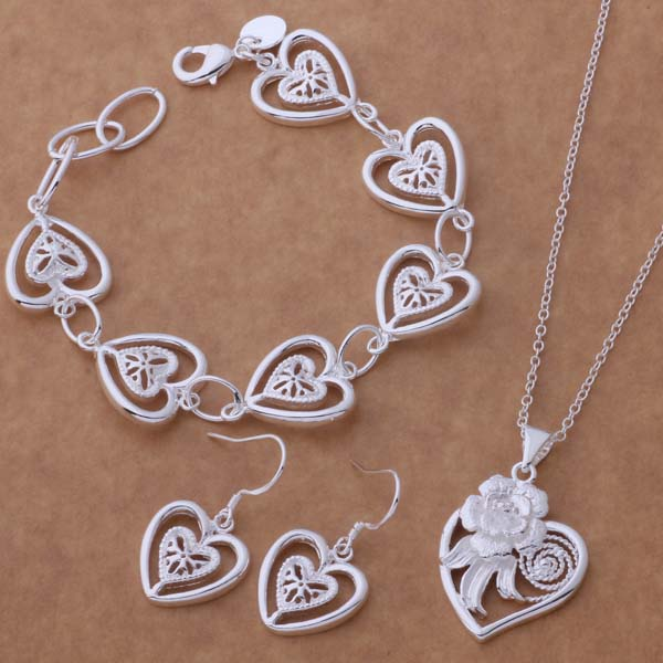 AS316 925 Sterling Silver...
