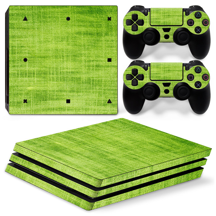 New design skin sticker for PS4 PRO console and controller sticker