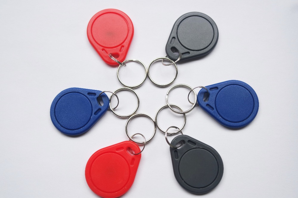 Earnest 20pcs/lot Contactless Nfc Ntag215 Tag Token Key Tags Proximity 13.56mhz Rfid Keyfobs Keychain For All Nfc Mobile Phone To Enjoy High Reputation At Home And Abroad Back To Search Resultssecurity & Protection