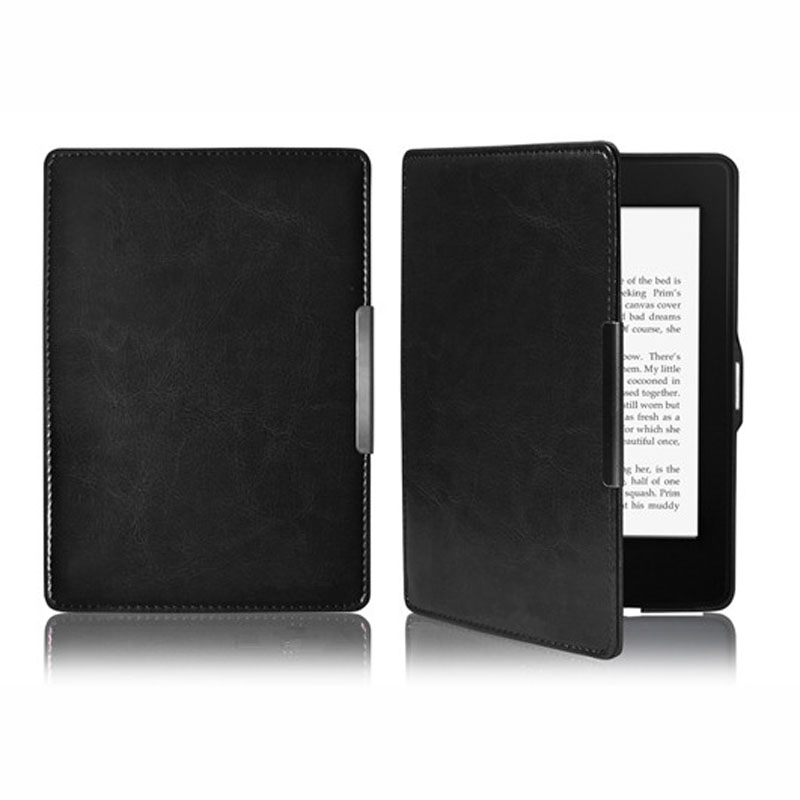 2017 Standard Ultra thin Slim PU Leather Smart Cover Case for Amazon Kindle Paperwhite 5 Tablet cover cartoon painted flower owl for kindle paperwhite 1 2 3 case flip bracket stand pu cover for amazon kindle paperwhite 1 2 3 case