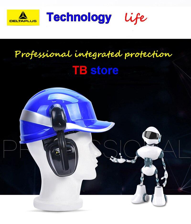 Delta plus capacete de isolamento 102018 abs