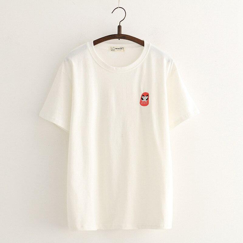 Рубашка Femme модные женские туфли футболки для лета 2018 Новый рукав футболки Для женщин Рубашка с кгруглой горловиной одежда