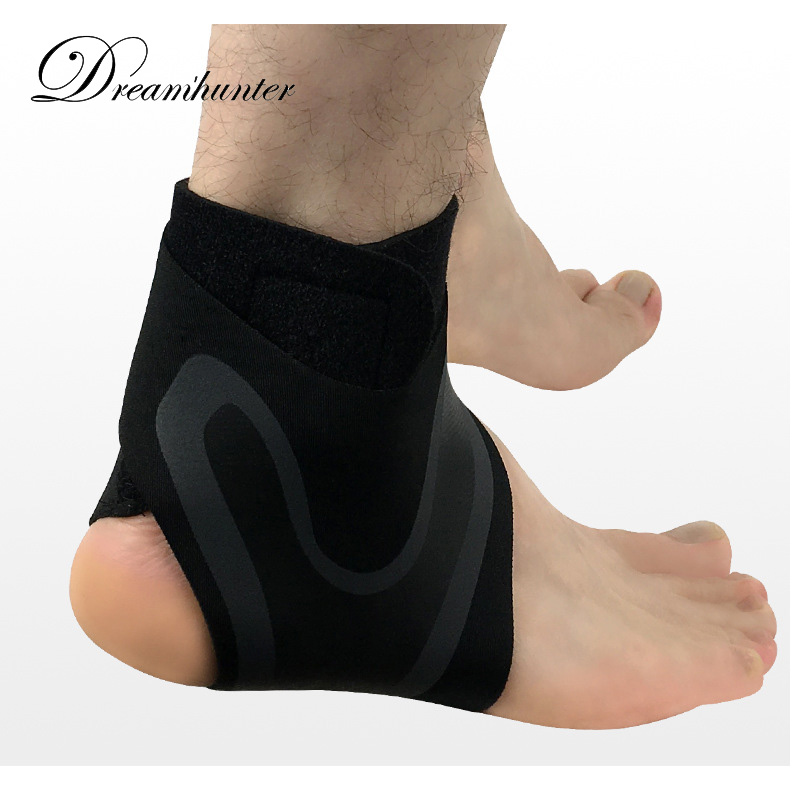 Ankle Support Brace Wrap Compression Strap Sports Cycling Protector Feet