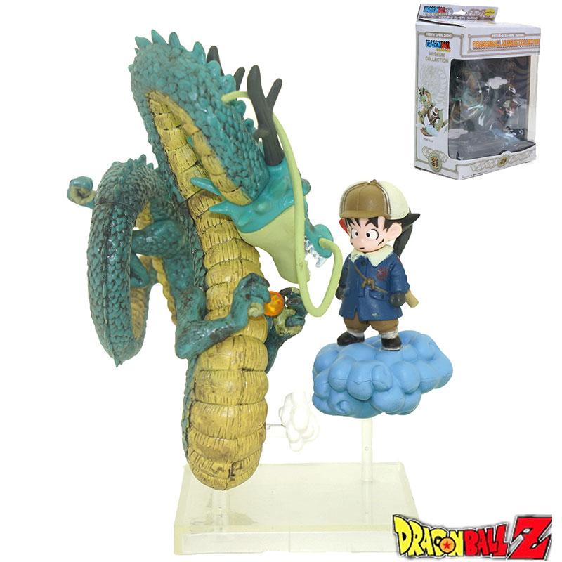 Dragon Ball Super Goku Shenron Action Figure Dragon Ball Z Wish Shenlong Dragon Ball Action Figure Collection Model Dolls Toy