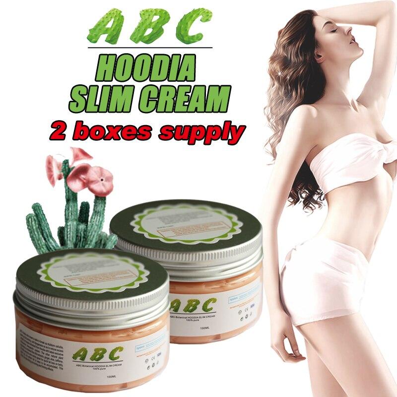 2 BOXES ABC HOODIA slim cream,weight loss cream,fast weight loss cream,three gifts and free shipping abc design 2 в1 turbo s4f