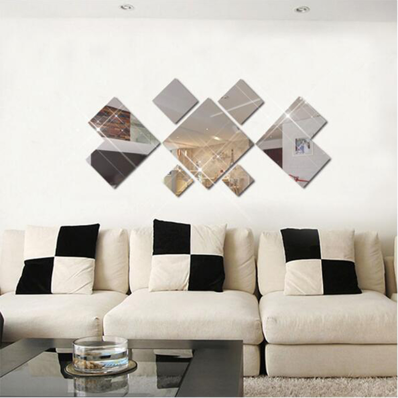 Bathroom Mirror Stickers compare prices on wall decorations bathroom- online shopping/buy