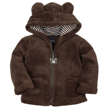 Boys Girls Winter Fashion Coat-Rumpers