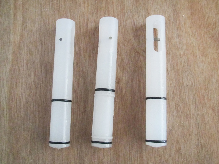 3pcs Valve Rods of Front Block Panel soft serve ice cream machines New replacement parts crusade vol 3 the master of machines