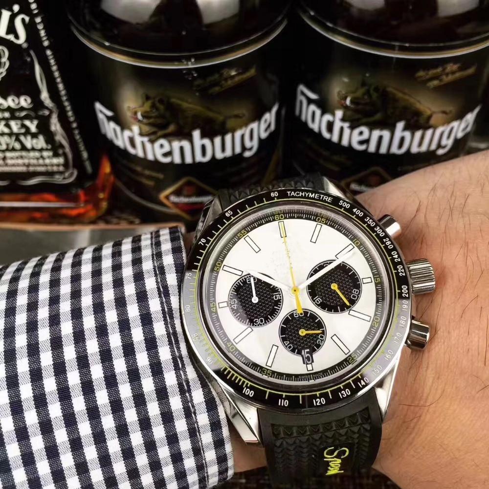 2018 New Mens Best speed master 326.32.40.50.06.001 Series 40MM Multifunctional Quartz Chronograph Original Clasp Wristwatch2018 New Mens Best speed master 326.32.40.50.06.001 Series 40MM Multifunctional Quartz Chronograph Original Clasp Wristwatch