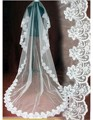 Charming White Ivory Cheap Price Wedding Accessories 2016 Wedding Veil Lace Bridal Veil 3 Meters In Stock Long Bridal Veils
