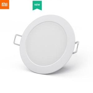 Image 3 - Xiaomi Mijia Smart Downlight Wifi Work with Mi home App Smart Remote control White & Warm LED adjustable intelligent Light