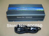 1000 W pannello solare inverter 12 V-110 V micro-grid inverter pareggio per il sistema domestico solare, MPPT funzione Grid tie power inverter 1000 W