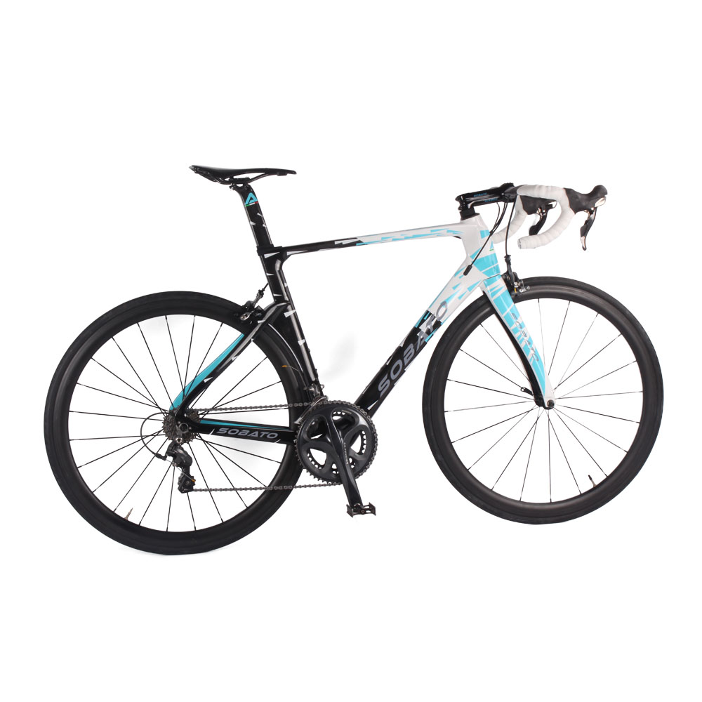 2016 Complete Carbon Road Bike 5800/6800 Groupset 22 Speed with 50mm Carbon wheelset Road Bike Free Shipping paint finish complete bike carbon road bike 22 speed entire carbon road bike factory price carbon road bike complete