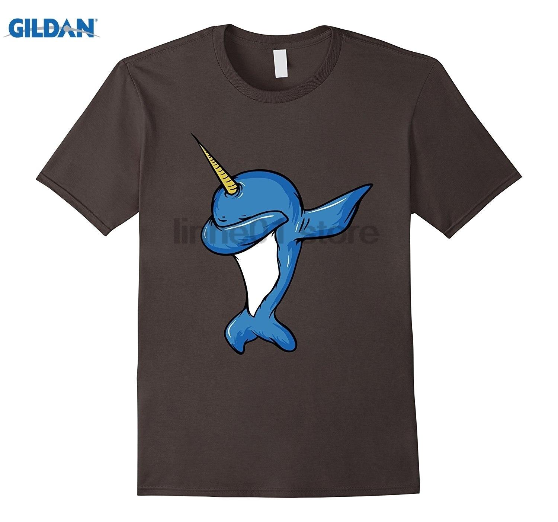 Возьмите Прохладный вытирая Нарвал-Смешные вытирая Нарвал рубашка Для женщин футболка ...