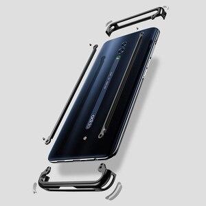 Image 5 - Oatsbasf Case For Oppo Reno 10x zoom Slim Aluminum Metal Bumper Case For Oppo Reno/ 2/ 10x zoom Drop Protection Cover OPPO Reno2