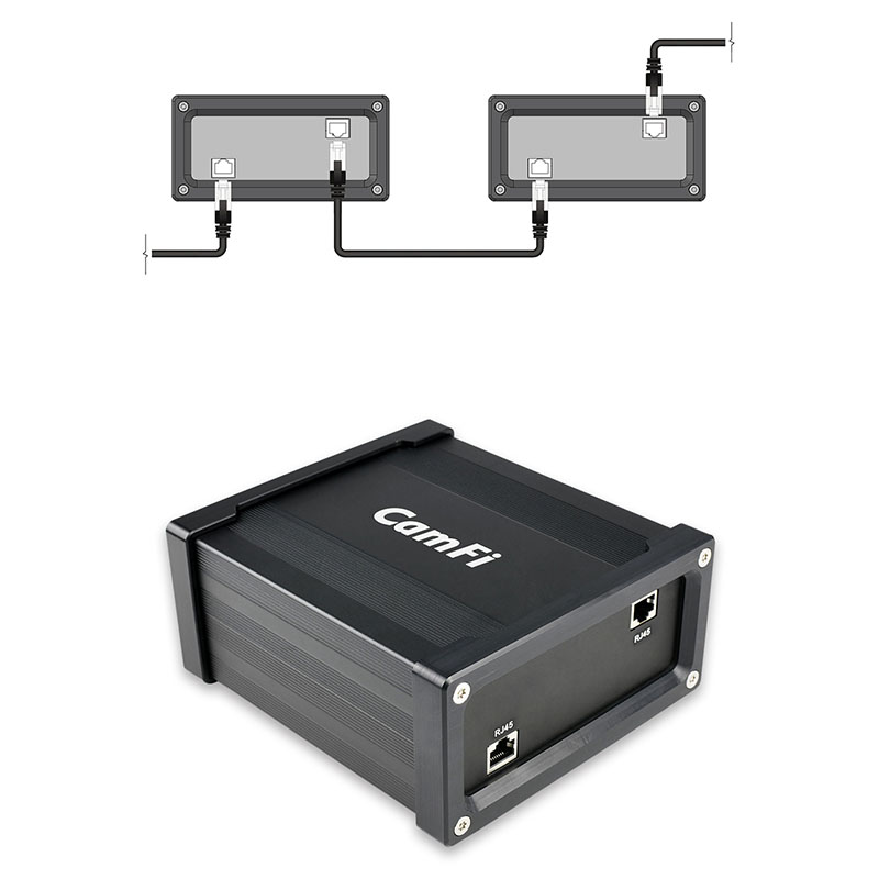 CamFi Trigger Hub Connect Multiple Cameras Simultaneously Up To Link 19 Cameras For Canon Nikon in Shutter Release from Consumer Electronics