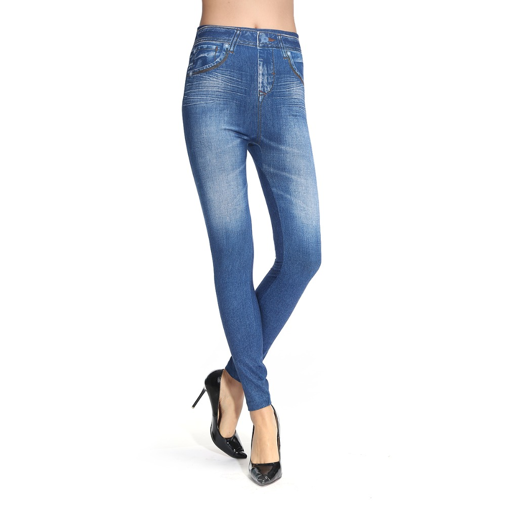 Jean Leggings for Women The Legging Jean from Abercrombie & Fitch is skinny pant perfection. Like your favorite jeans and our best leggings combined, our jean leggings for women have an ultra slim fit, tapered ankle, and light, featherweight feel.