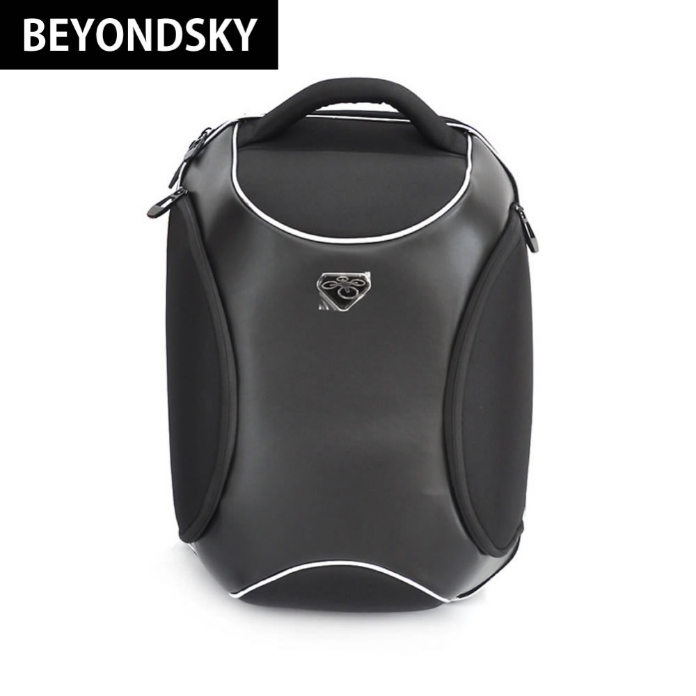 Professional Standards Advanced 2017 DJI Phantom4 Backpack Black Waterproof dji phantom Series Drone Bag Case For RC Quadcopter multi fonction drone bag backpack for dji phantom 4 phantom 4 pro plus phantom 3 series xiro drone digital dslr camera bag